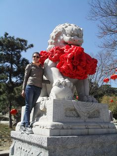 Anna from HAMK Valkeakoski Campus spent a year in China studying for her double degree.