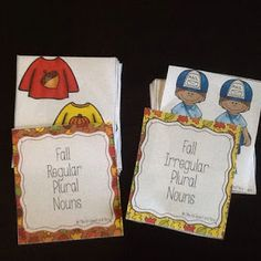 Creating Communicators Fall freebies part 3!!! - repinned by @PediaStaff – Please Visit ht.ly/63sNtfor all our pediatric therapy pins