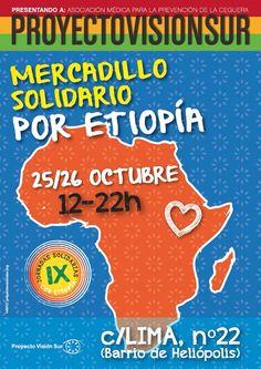Mercadillo Pro Etiopía