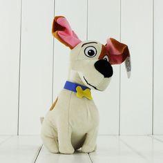 1pcs The Secret Life Of Pets Plush Toy Max Snowball Gidget Mel Chloe Buddy Duke Dog Animal Doll Stuffed Toy keychain keyring