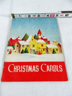Christmas Carols Northwestern National Life Insurance Advertising Vintage