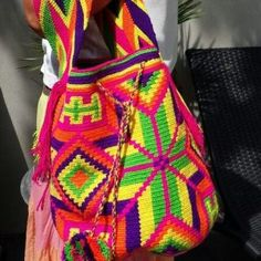 Wayuu  Çanta Modelleri 9