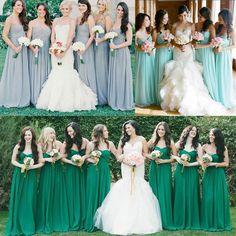 Long Cheap Bridesmaid Dresses Plus Size Sweetheart Bridesmaid Dress 2015