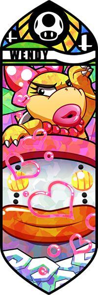 Smash Bros - Wendy by Quas-quas on deviantART