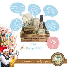 Üstelik kargo bizden :) http://www.adaliefe.com/yilbasi-hediye-paketi