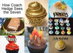 Why is this so perfect why omg now im hungry for cupcakes what if i accidentally eat the seven omg what if i eat percy