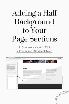 By using an image you'll lose too much time trying to align it to the exact position you want it in, only to have it move again when viewing on a different screen. In this post, you'll see how you can easily create a responsive half-screen and angled background with CSS.