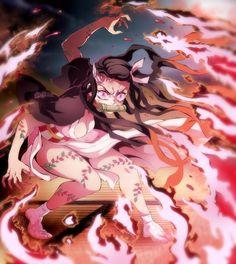 Demon Slayer: Kimetsu No Yaiba manga online Demon Slayer, Slayer Anime, Anime Angel, Anime Demon, Demon Baby, Fanart, Anime Drawing Styles, Hxh Characters, Cute Anime Character