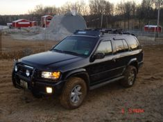 Terminex 2001 Nissan Pathfinder 23449630007_large