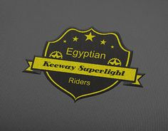 """Check out new work on my @Behance portfolio: """"Egyptian Keeway Superlight """"Badge"""""""" http://be.net/gallery/38544961/Egyptian-Keeway-Superlight-Badge"""