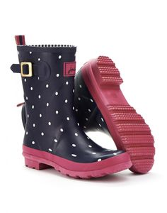 d8dd15a1684 Joules Molly Womens Mid Welly In A Variety Of Prints - Anna Davies  Countryoutfits, Skor