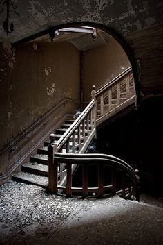8 | Haunting Photos Of Americas Abandoned Asylums | Co.Design: business + innovation + design