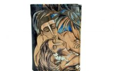 Ručne maľovaná peňaženka 8560 s motívom Pod palmami Portrait, Night, Artwork, Work Of Art, Headshot Photography, Auguste Rodin Artwork, Portrait Paintings, Artworks, Drawings