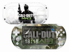 Skin PSVita 2000 - Call Of Duty MW3
