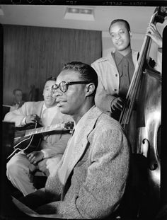 Nat King Cole  - the trio, before he was a pop singer