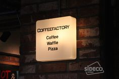 예쁜간판_작지만 눈 Shop Signage, Wayfinding Signage, Signage Design, Cafe Design, Store Design, Menu Board Design, Name Boxes, Calligraphy Signs, Sign System