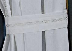 D. Kwitman and Son Lattice Window Tie-Back Pair, White D.... https://www.amazon.com/dp/B00880Z8YM/ref=cm_sw_r_pi_dp_x_HWLtzbKNBBK18