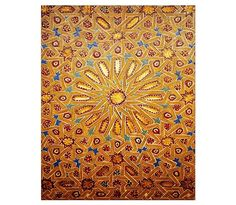 19th Century Moroccan wall feature Poster at CafePress