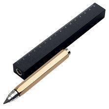 e+m Art Pencil Brass