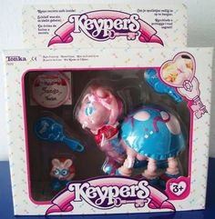 Oh my goodness. I had one of these! Half the time the key wouldn't work.... Love.