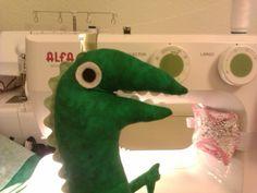 tutorial dinosaurio pepa pig