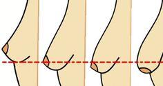 Voici deux astuces à connaître pour avoir des seins fermes et beaux et lutter contre leur affaissement naturel.