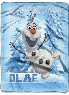 Monogram Frozen 2 Olaf Soft Touch Clip de Sac