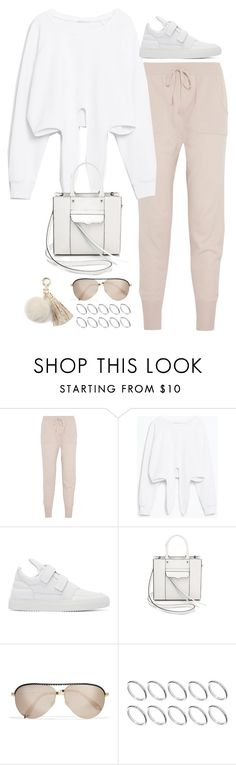 """""""Sem título #4915"""" by fashionnfacts ❤ liked on Polyvore featuring Eres, Zara, Filling Pieces, Rebecca Minkoff, Victoria Beckham, ASOS and Juicy Couture"""