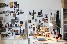 Franziska Fürpass & Sia Kermani — Fashion Designers, Studio, Alsergrund, Vienna.