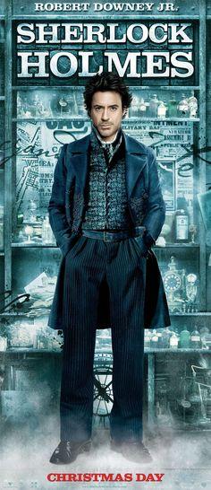 Sherlock Holmes (2009 Film) Sherlock Holmes =>> For some NEW adventures with Sherlock Holmes visit Facebook.com/SherlockHolmesZombieSlayer.