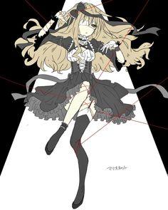 Horror Video Games, Rpg Horror Games, Diabolik Lovers, Tsundere, Anime Art Girl, Manga Art, Female Anime Hairstyles, Character Concept, Character Design