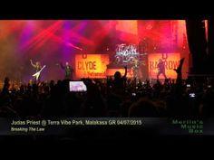 Judas Priest - Breaking The Law @Terra Vibe Park, Malakasa 04/07/2015 - YouTube