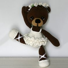 Bonbon the Ballerina bear