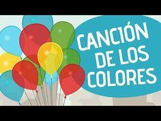 Canción de los colores - Canciones Infantiles - Toobys - YouTube