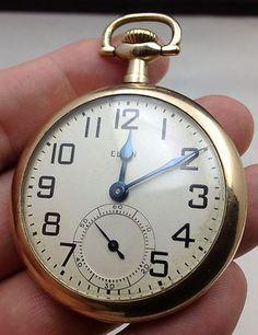 1942 Elgin Pocket Watch.