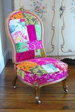 Couchgb, Patchwork på möbler 1
