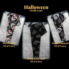 dbfe6e178a60d Halloween Leggings While They Last From My LaLa Leggings! #leggings  #halloween #freeshipping