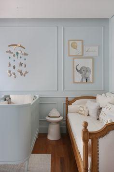 Baby Boy Room Decor, Baby Room Design, Baby Bedroom, Baby Boy Rooms, Bedroom Decor, Big Girl Rooms, Decoration, Luxury Nursery, Babies