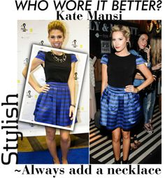 """""""who wore it better"""" by kimi99 on Polyvore"""