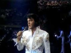 "Elvis Presley, ""It's Impossible"".  [For Alan . . . It was one of our songs.]"