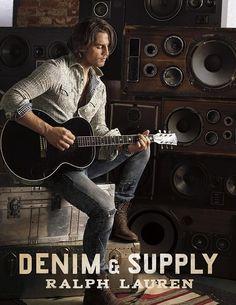Grant Mellon for Ralph Lauren Denim & Supply F/W 13 campaign and Lookbook