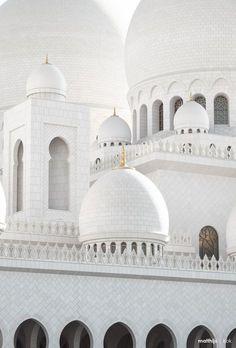 Mosque Architecture, Ancient Greek Architecture, Beautiful Architecture, Architecture Design, Gothic Architecture, Mecca Wallpaper, Quran Wallpaper, Islamic Wallpaper, Beautiful Mosques