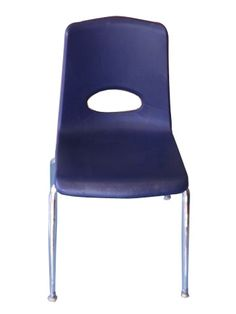 Seats R Us School Chair     Colors: Red, Blue, Green     Sizes:     Small: 12     Medium: 14     Mid-medium:16     Adult:18       Available in 4 sizes. Available in chrome or powdered coated. All seats are plastic bucket seat style. Available in several colors. For larger quantities and special colors special order is required.