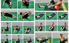 Why You Should Do Crunches and Sit Ups � 20 Ab Exercises