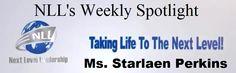 Next Level Leadership – NLL's Weekly Spotlight