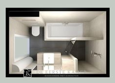 (De Eerste Kamer) Warm en sfeervol, Beton Ciré in de badkamer. Heerlijk wonen!
