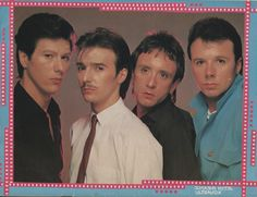 ULTRAVOX, Vienna is the fourth studio album by British new wave band Ultravox, first released on 11 July 1980. The album peaked at #3 in the UK charts.