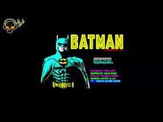 BATMAN Zx Spectrum - Soundtracks ♫