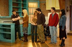 """13 Moments On """"Friends"""" That Made You Cry. yes to all. esp the final scene. still gets me everytime"""