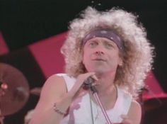 Lou Gramm - raw material for Argentinian flag